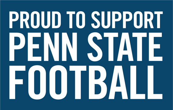 PENNSTATE Proud banner